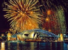 Getaways In Australia To Celebrate New Year
